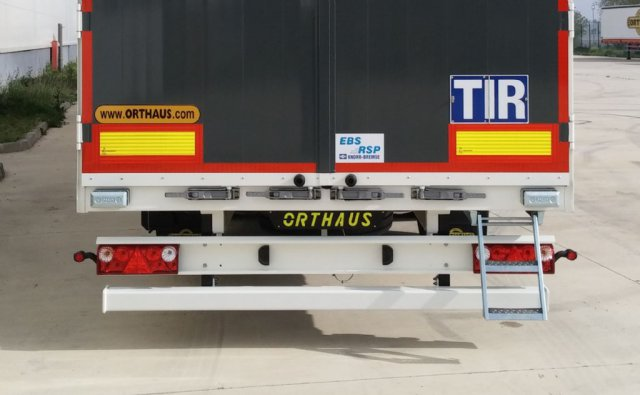 Dry Freight Box Trailers