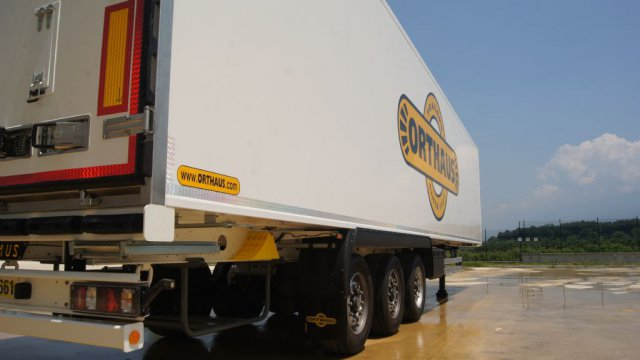 Frigo Box Semi-Trailer