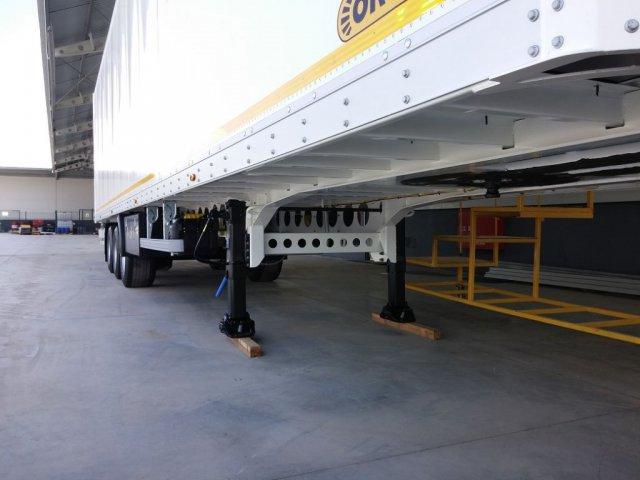 Прицеп-фургон - Textile Carrier